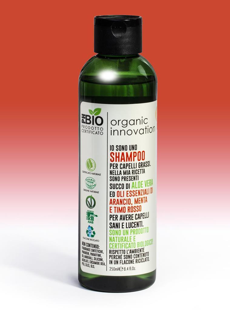 Shampoo Capelli Grassi 250 ml