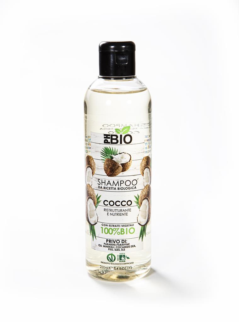 SHAMPOO AL COCCO 250 ML